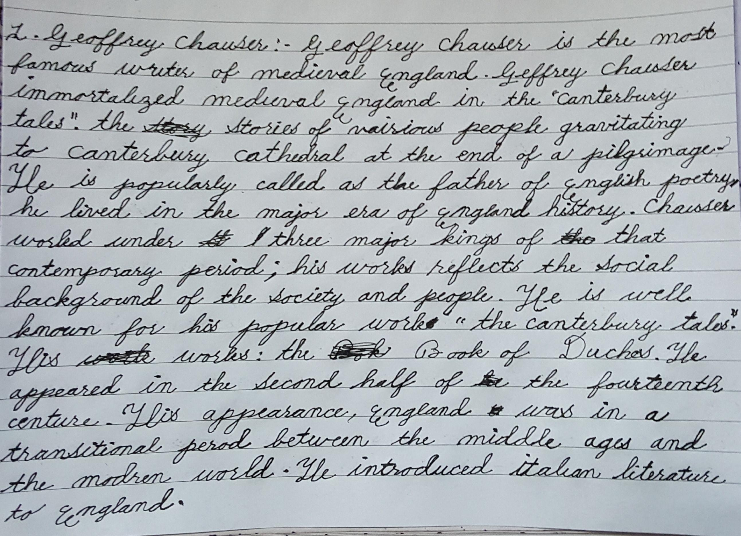 My Daily Cursive Handwriting What Is Your Opinion About