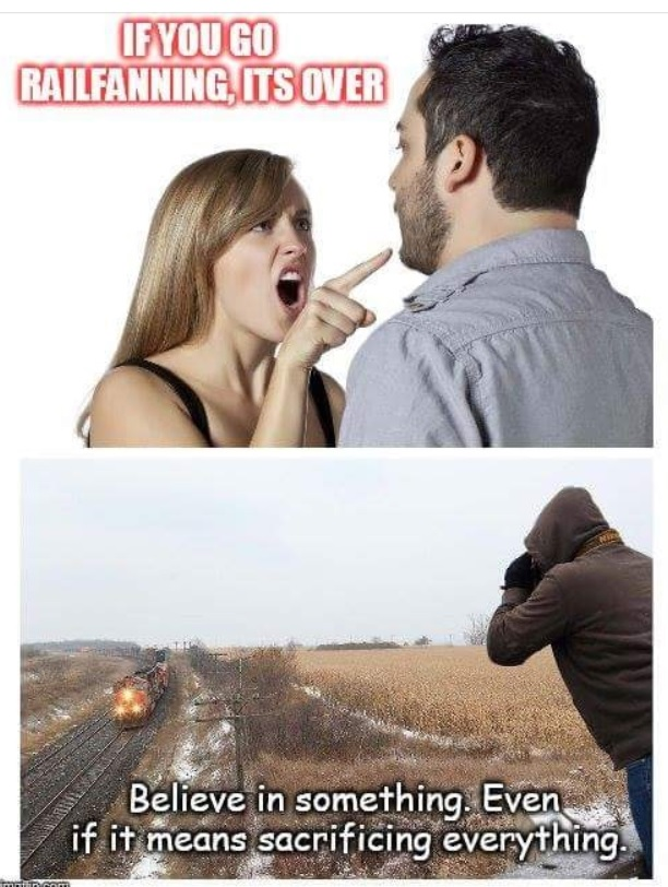 Only Real Trainspotters Will Get This Terriblefacebookmemes