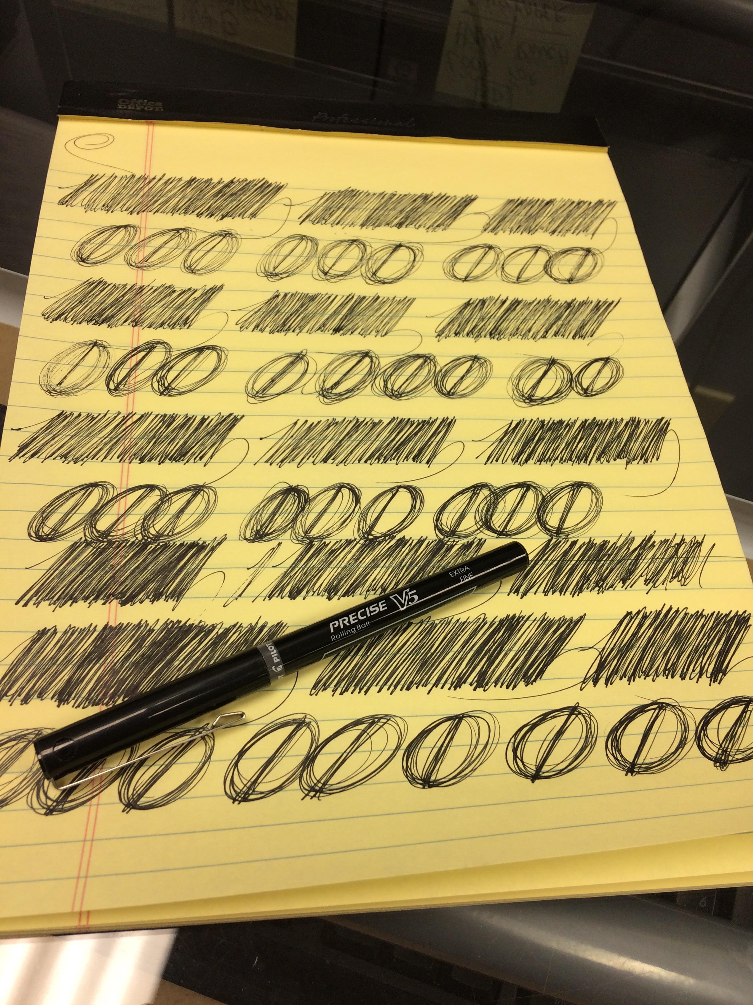 Advice On Palmer Method Penmanship