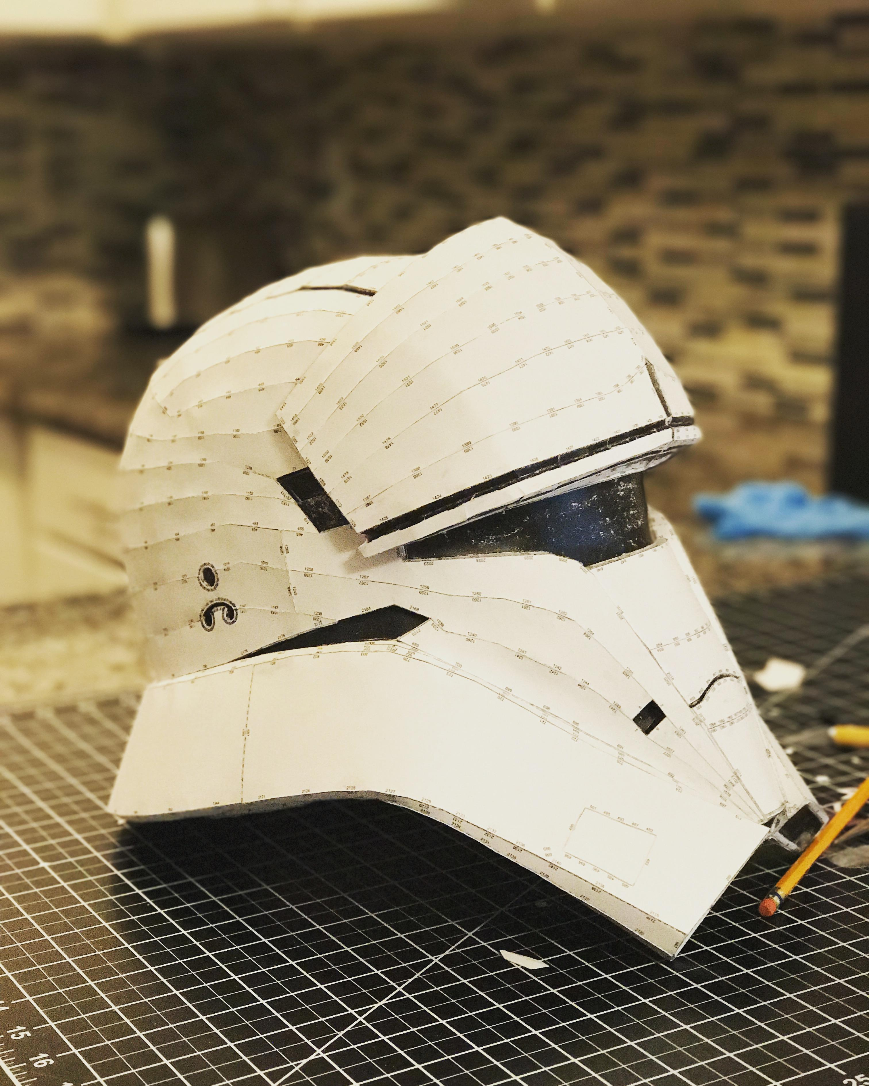 Selfwip Wanted To Share My First Pep A Tank Trooper