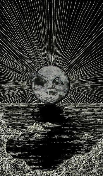 Les Voyage Dans Las Lune (The First Scripted Film Ever Made)