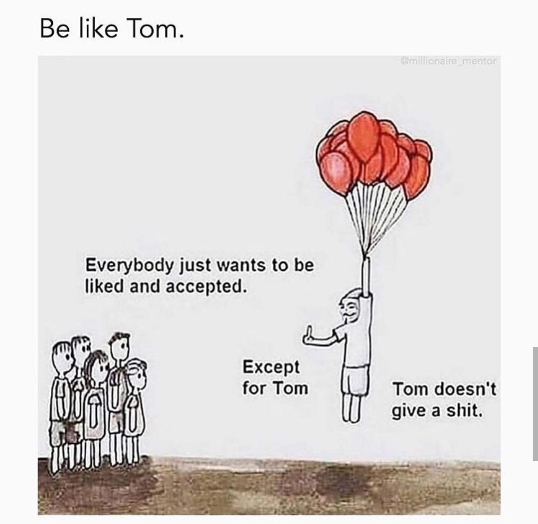 Tom S At It Again Tim