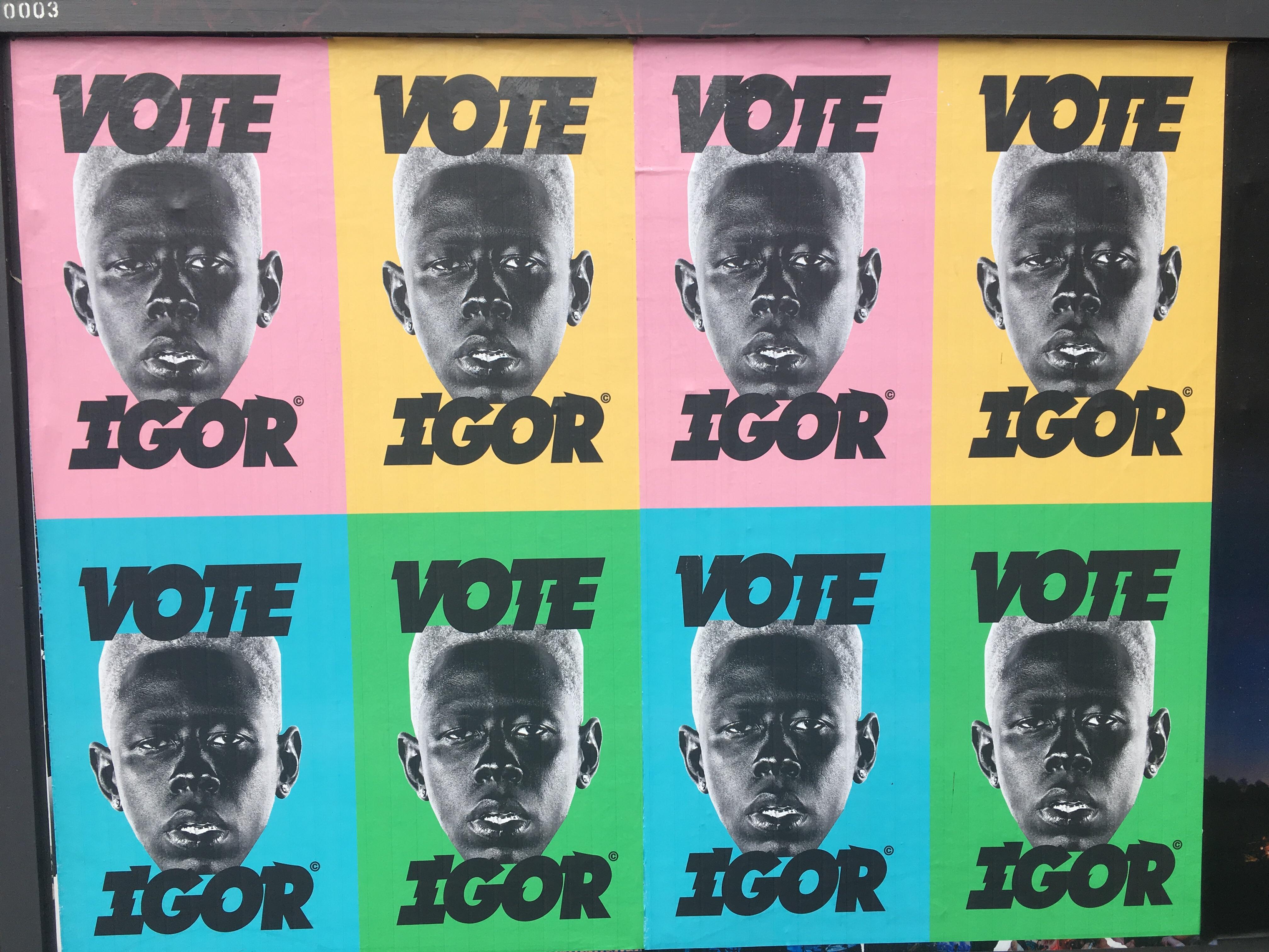 vote igor found in birmingham england
