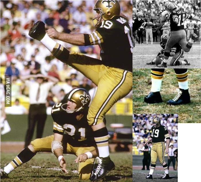 Legend Tom Dempsey With Half A Foot MaddenUltimateTeam
