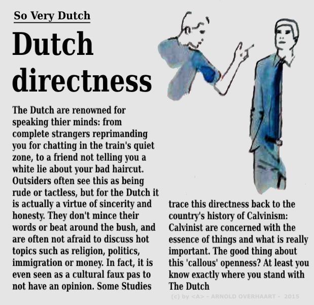 Dutch Directness