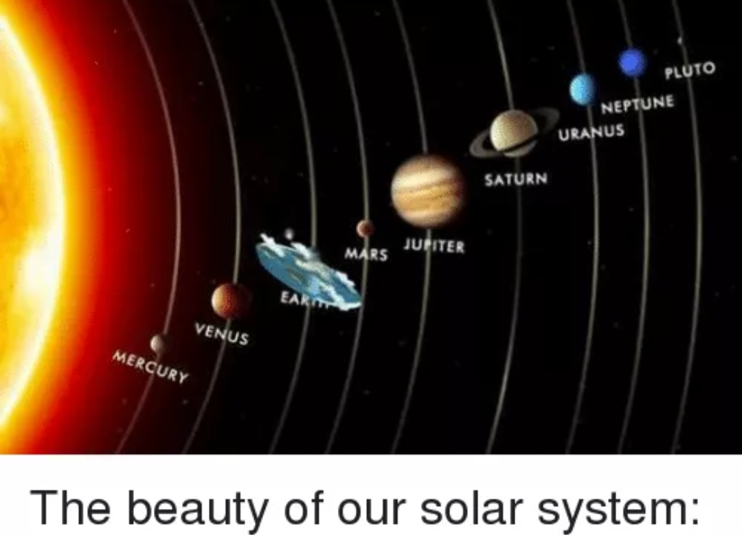 The Beauty Of Our Solar System Dankmemes