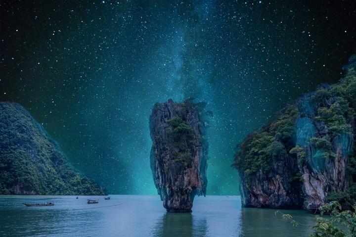 Night sea (1280×800)