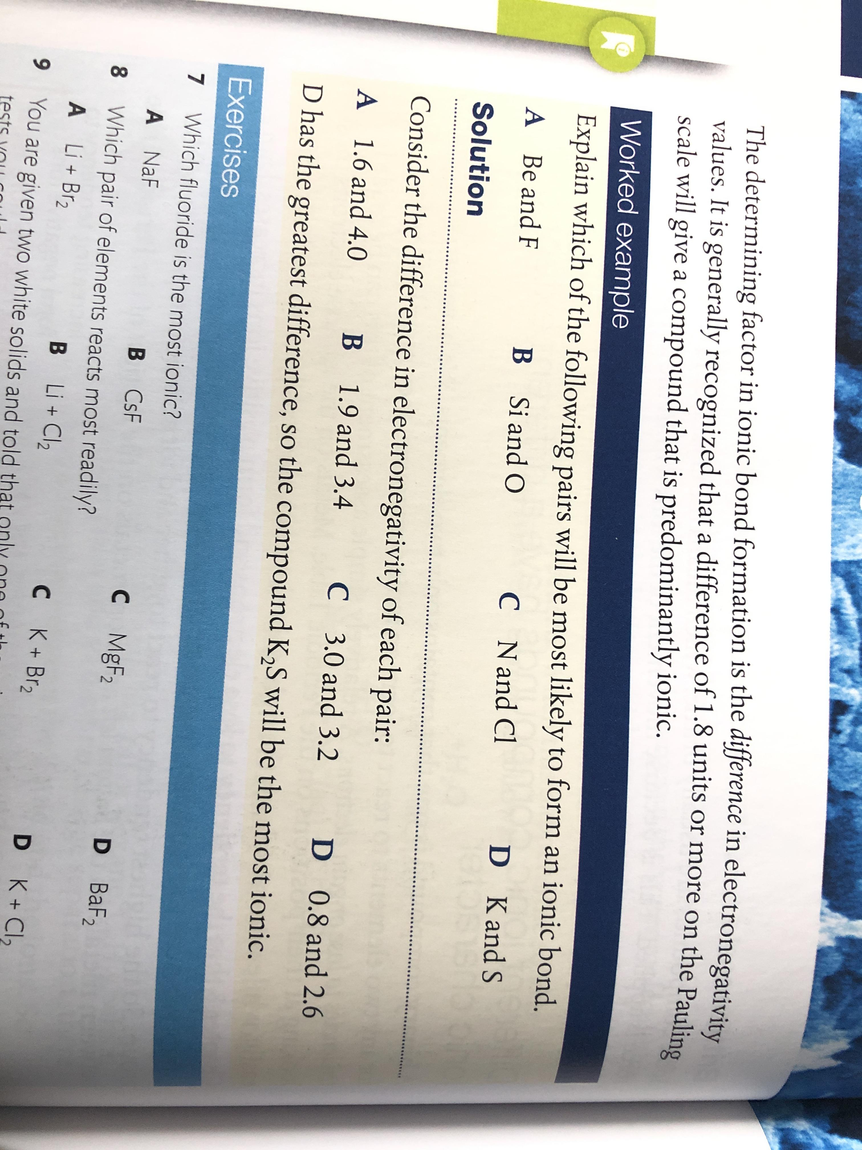 Why Is The Answer D When A Has A Greater Difference In
