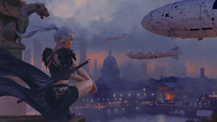 Fantasy Girl [1920×1080]