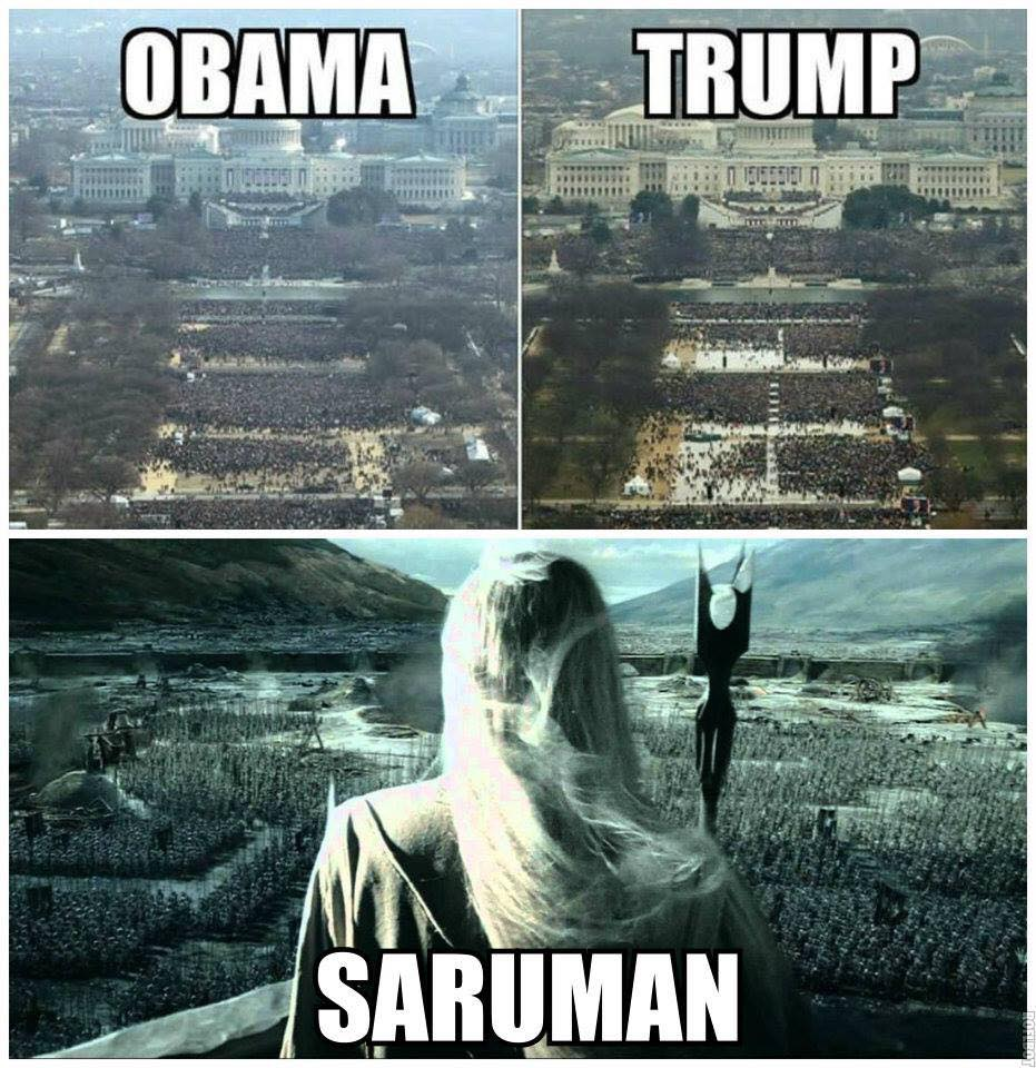 Inauguration Memes Are Still Going Strong And Will Be A Steady