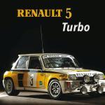 My Renault 5 Turbo Poster Rally