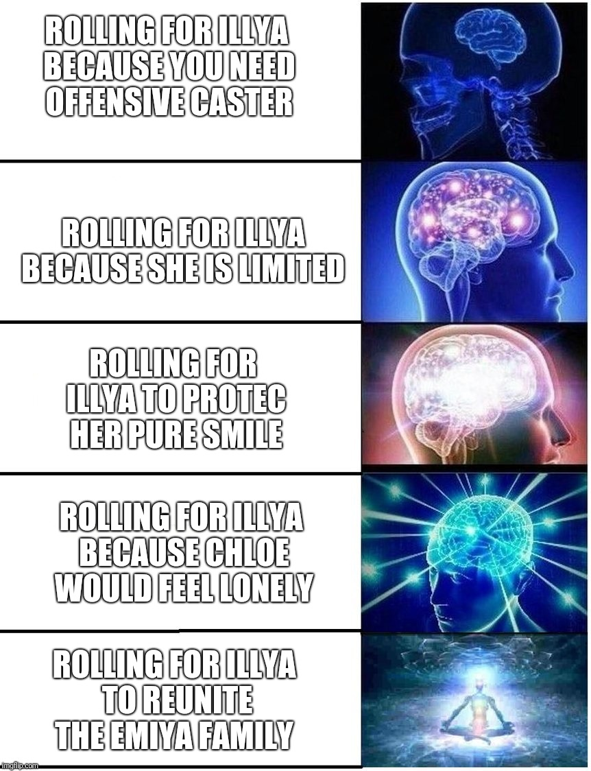 Post Your Fgo Memes Here Fgo Fluff Gamepress Community