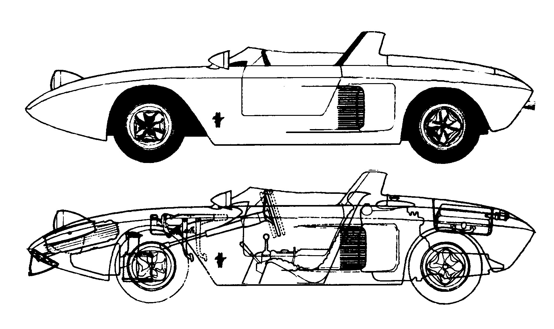 Ford Mustang I Prototype