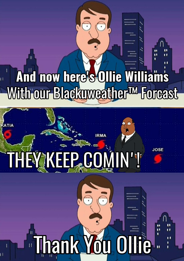 Ollie Williams Familyguy