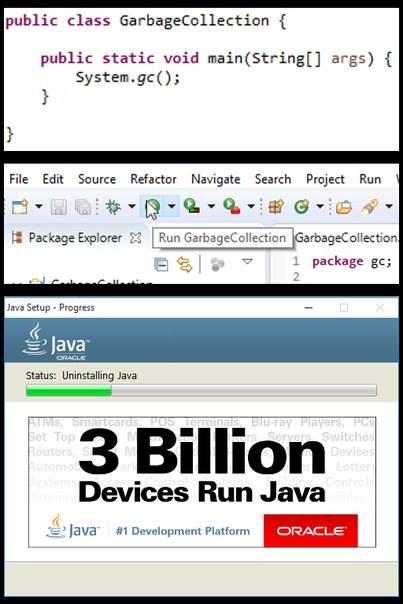 Java Status Installing Java 3 Billion Devices Run Java Computers