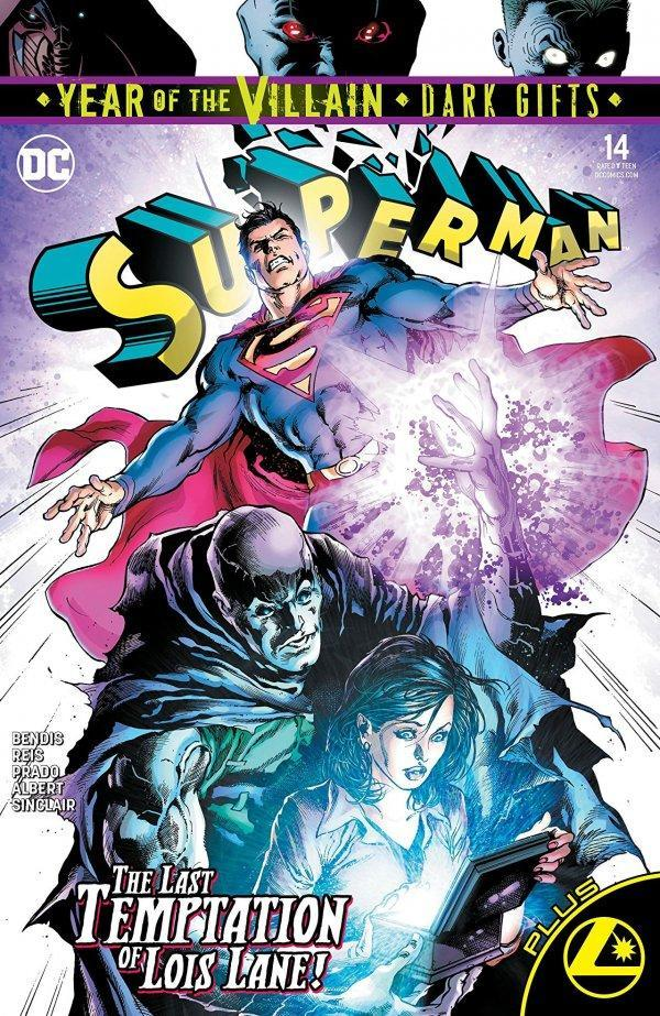superman 14 recalled