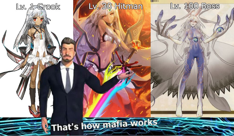 Roll Gacha Fate Grand Order Know Your Meme