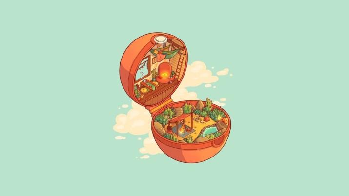 Pokeball [1920×1080]