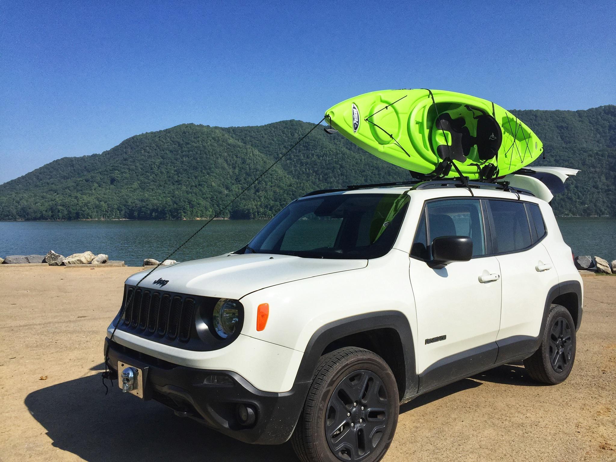 dunham s kayak rack deal not sure if