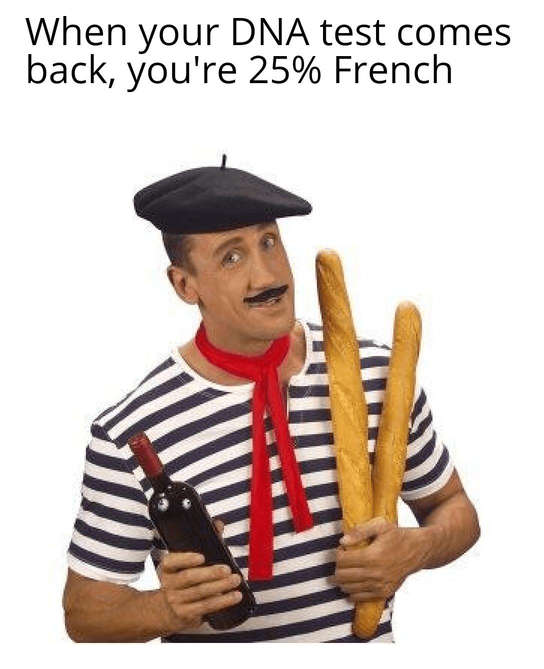 Oui Oui Baguette Meme
