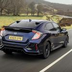 2020 Euro Spec Honda Civic Sport Line Hatchback I Really Wanted That Low Level Trunk Spoiler For The Us Spec Hatchback Civic