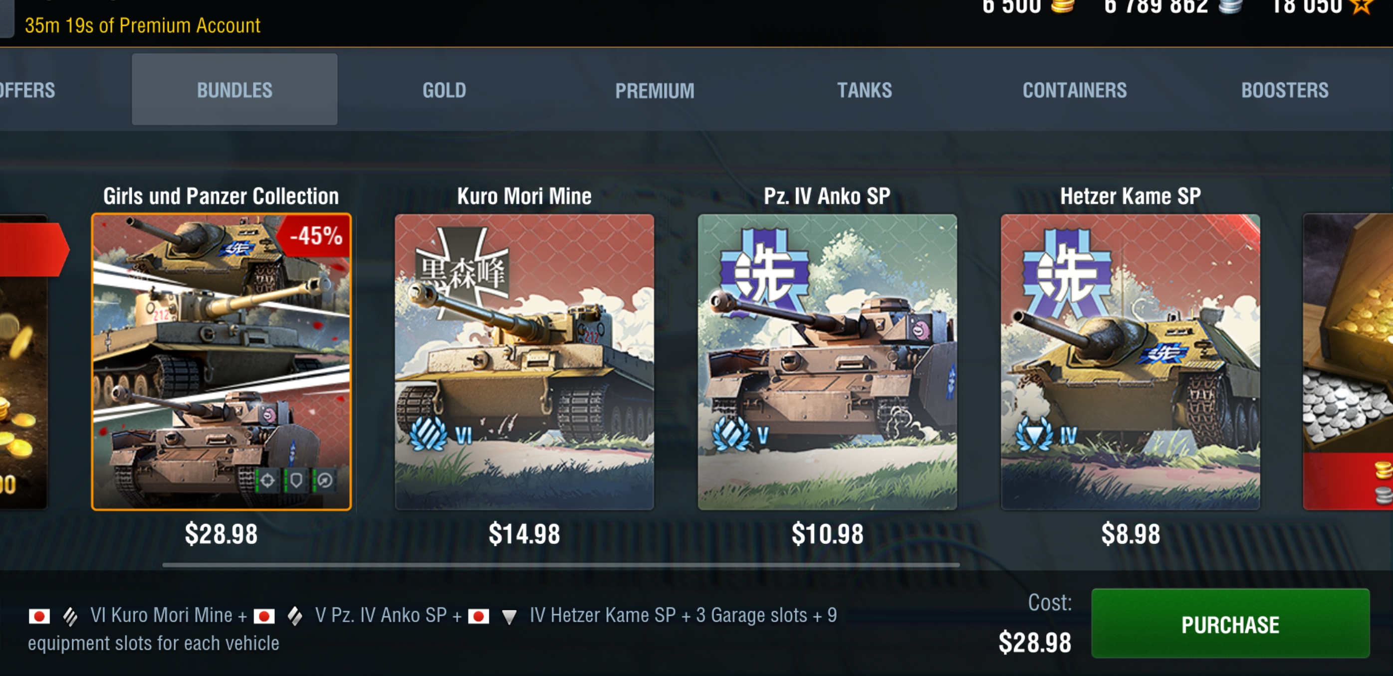 Girls Und Panzer In Stores Now I Know Some Players Here Really