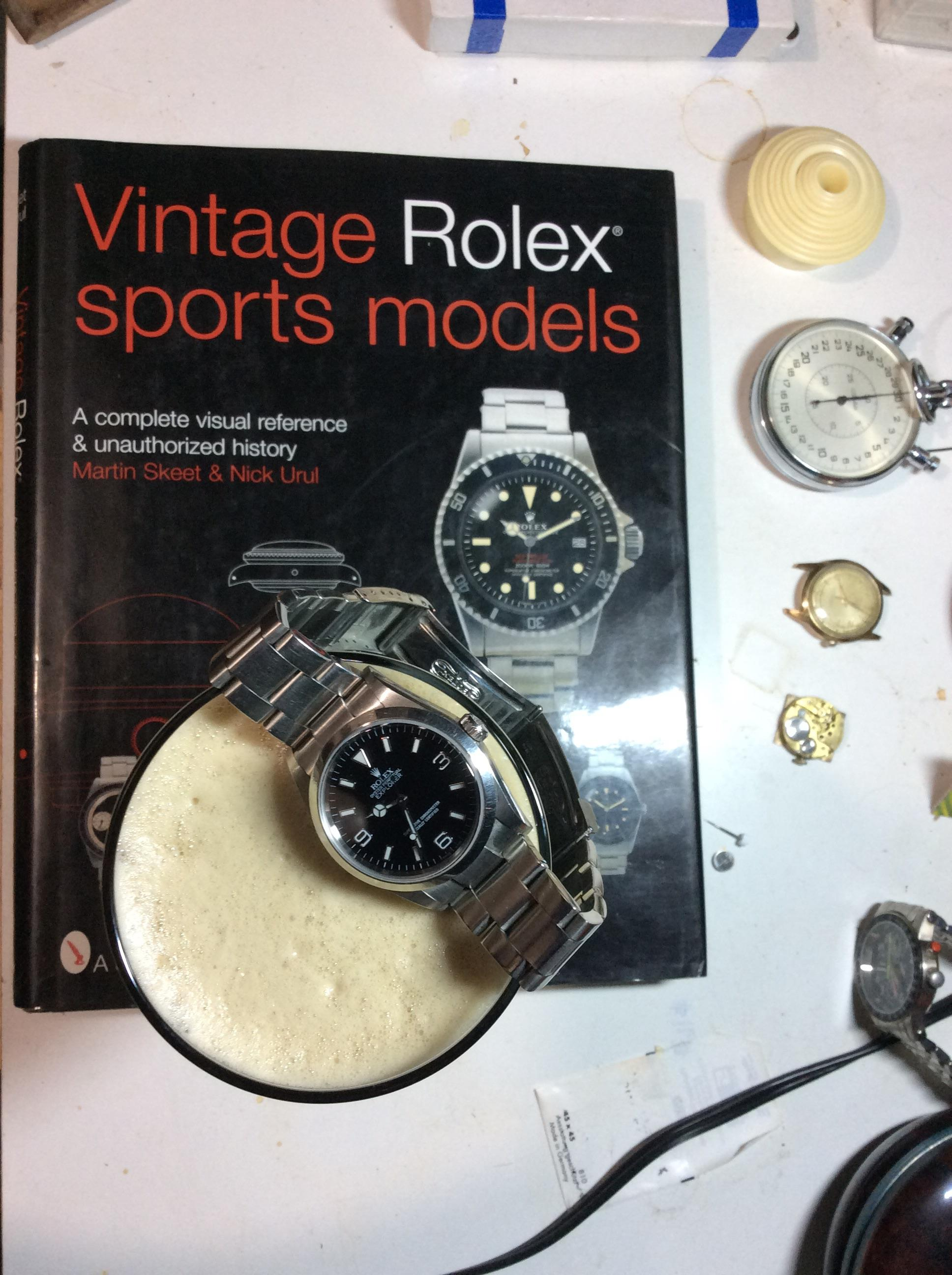 rolex i can never remember to post on my reddit cake day so i ll