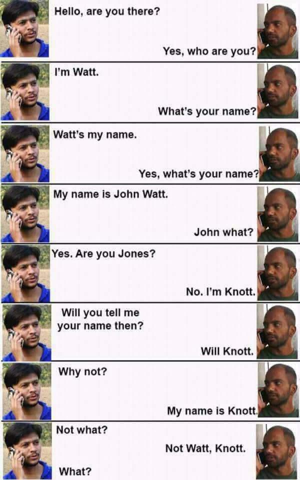 Meet John Watt And Will Knott Terriblefacebookmemes