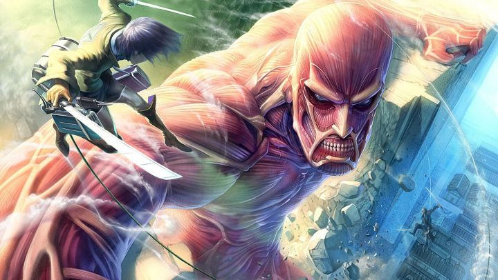 Attack of Titan[2560×1440]
