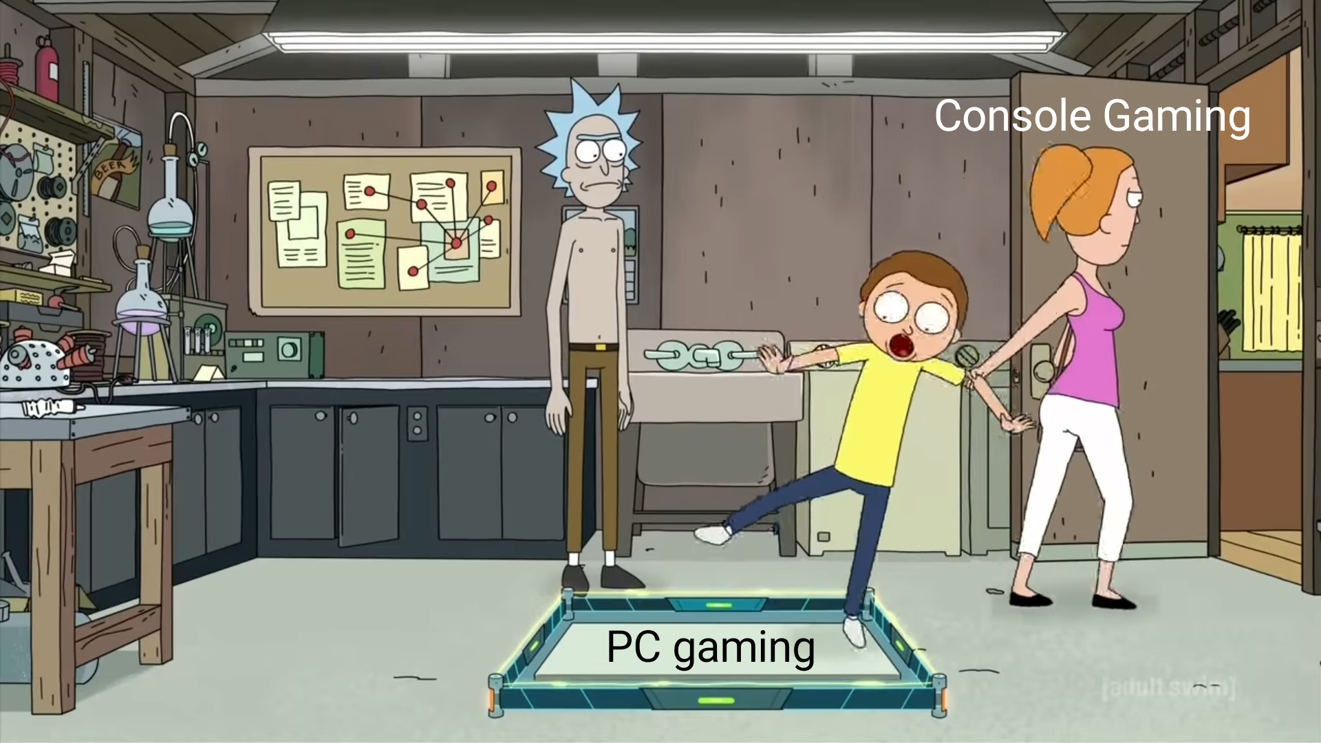 My Friends Are Trying To Get Me Back To Console Gaming After I