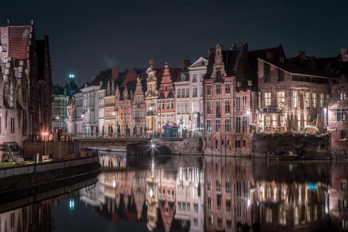 Ghent, Belgium (Photo credit to Azamat Esmurziyev) [4939 x 3293]