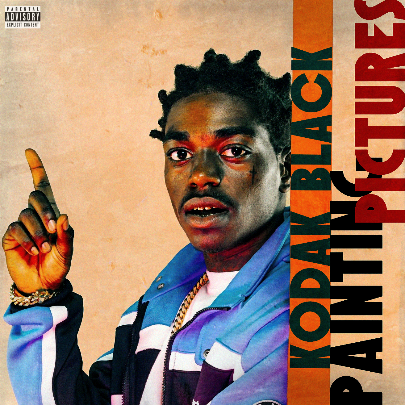 Kodak Black   Painting Pictures   freshalbumart Kodak Black   Painting Pictures