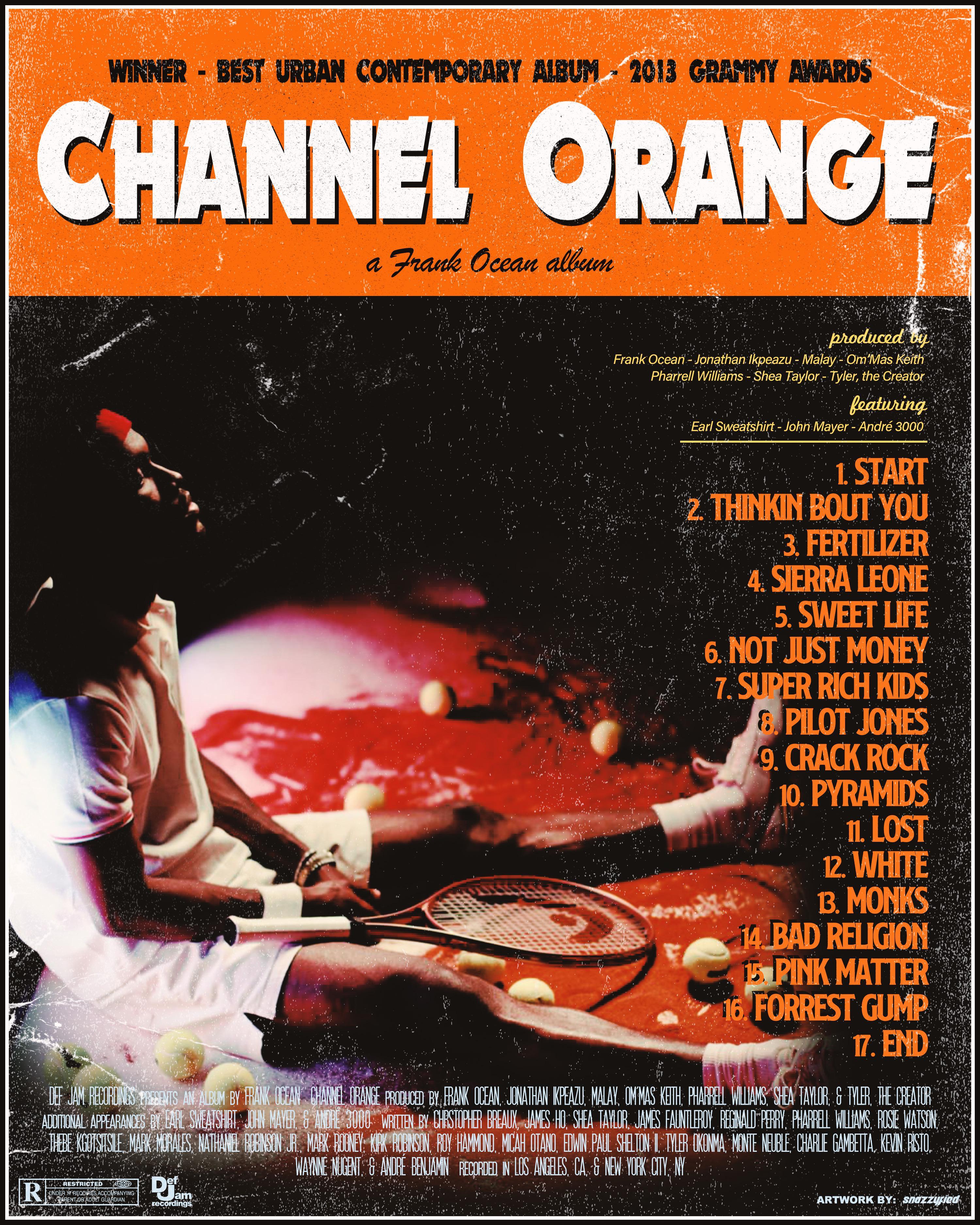 channel orange x pulp fiction movie
