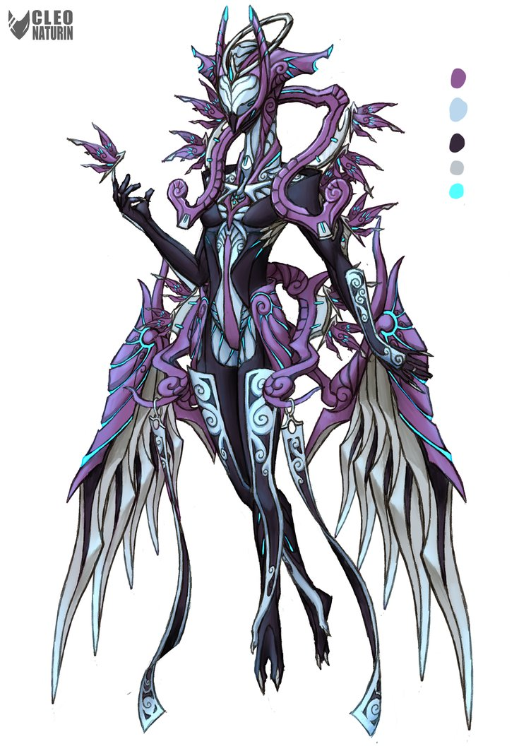 Titania Deluxe Skin Get This Implemented Not Mine Warframe