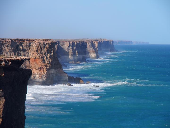 Bunda Cliffs, Nullarbor Plain, South Australia, Australia (4608×3456)