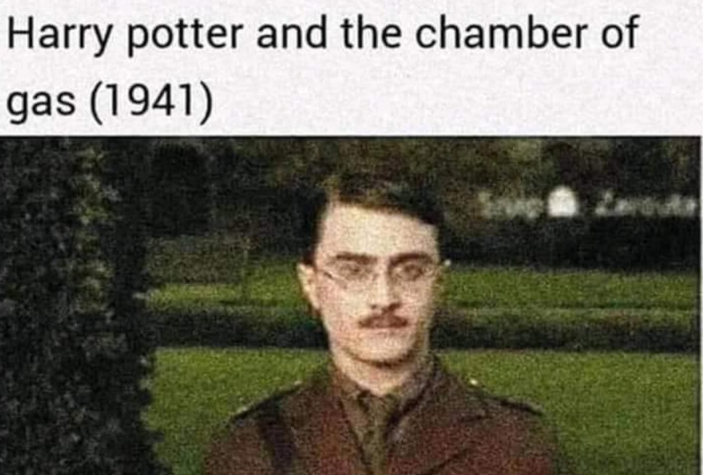 You Re A Nazi Harry Historymemes