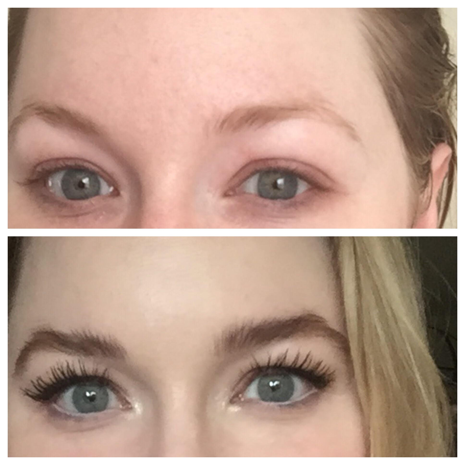 Before After Just For Men On Brows And Pur Mascara Makeupaddiction