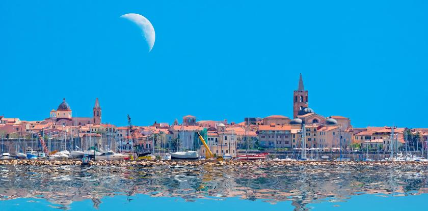 Alghero (Catalan: L'Alguer), Sardinia, Italy: europe
