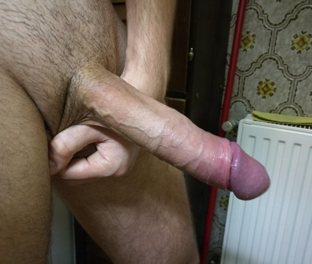 Presenting You My Uncut Hung Cock With Purple Head  F F   Upvote If You Want More