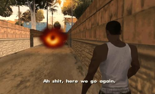 Going Back On Reddit Only To Find More Black Hole Memes Memes