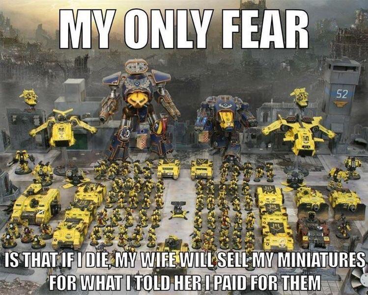 Warhammer Meme Thread Lustria Online