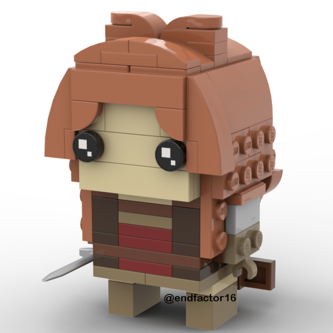 since lego would never make it, i did