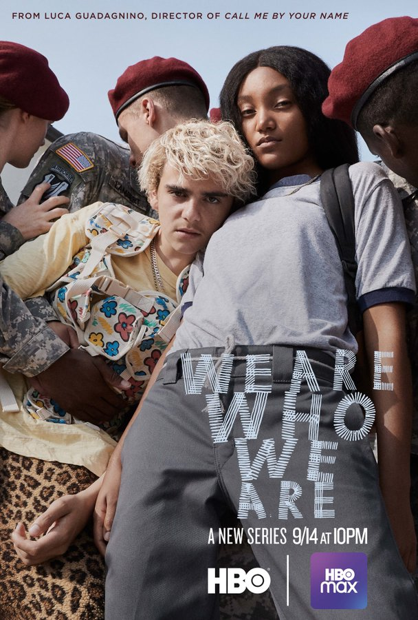 New We Are Who We Are Poster | Premieres September 14. : HBOMAX