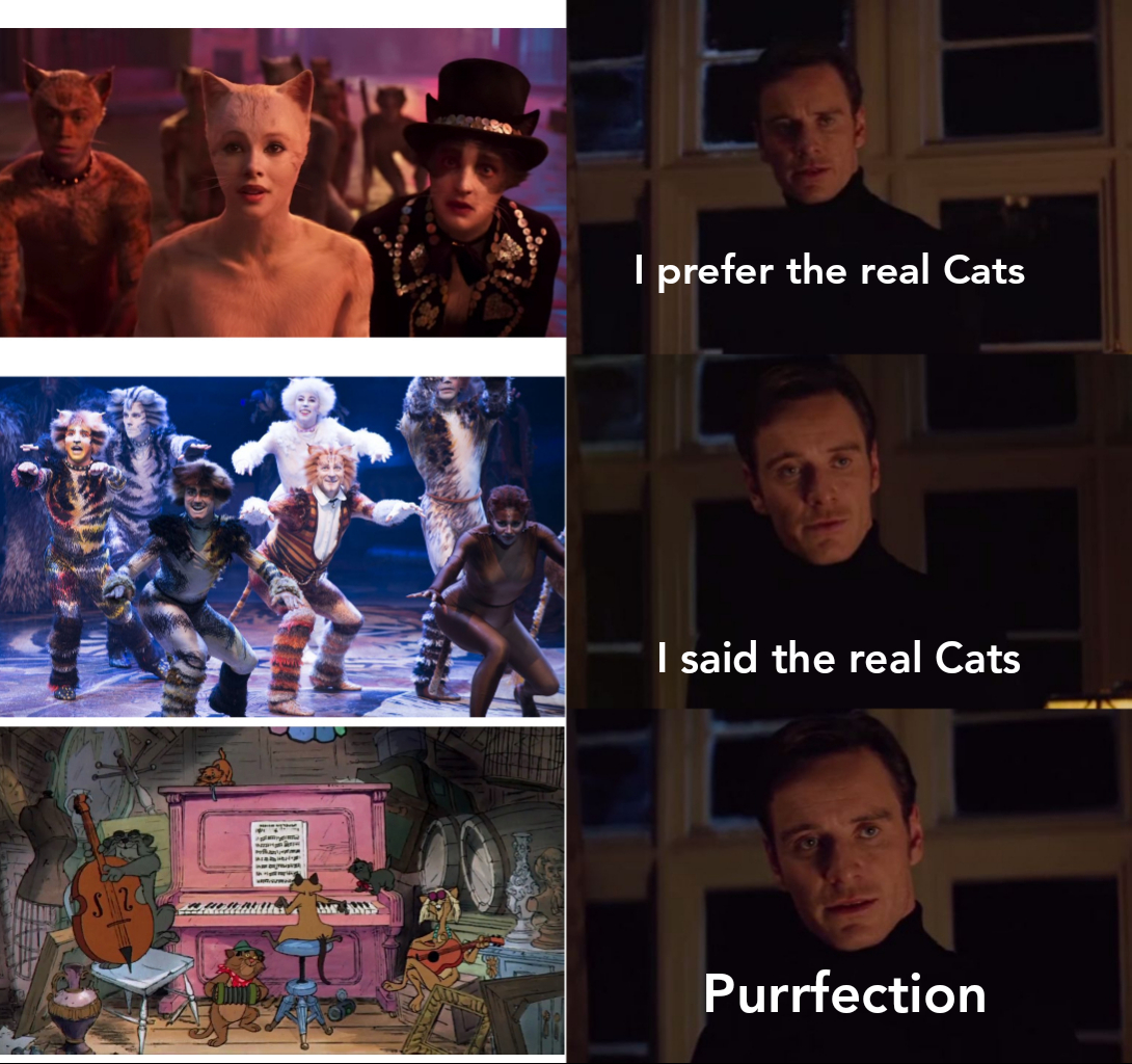 The New Cats Trailer Is Giving Memers Some Cringey Sonic Vibes