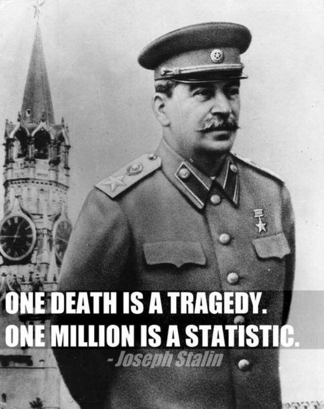 Thanks Stalin Funny