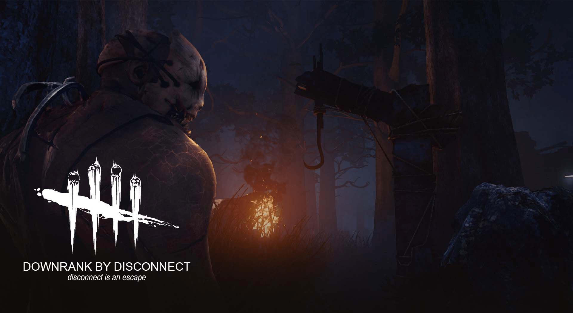 True Dead By Daylight Wallpaper Credits To Twitch Sxyhxy