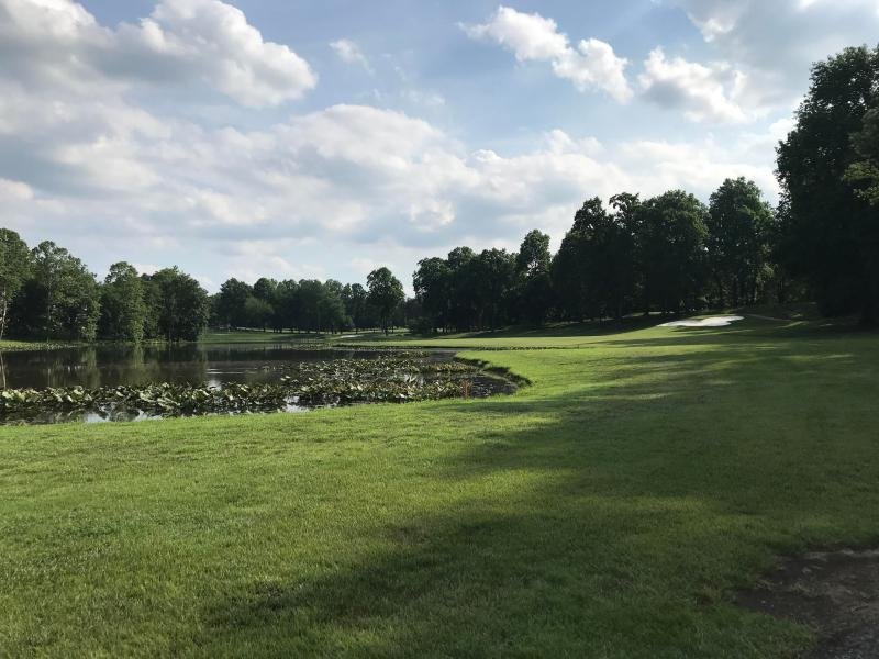 Had a chance to play this hidden gem   The Country Club at Woodmore     Had a chance to play this hidden gem   The Country Club at Woodmore in  Maryland  just outside of DC
