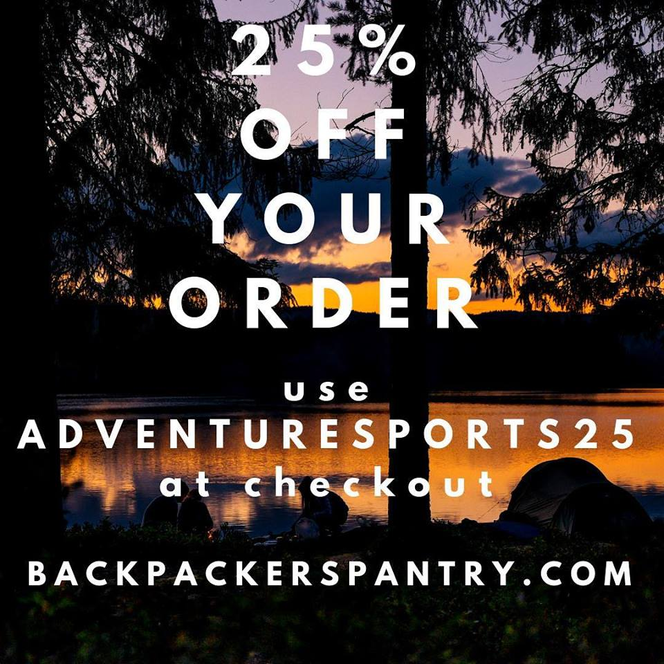 Backpackers Pantry Promo Code Feel Free To Use