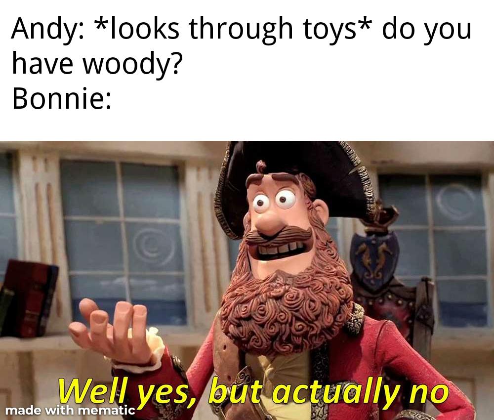 2nd Toy Story 4 Meme Toystory