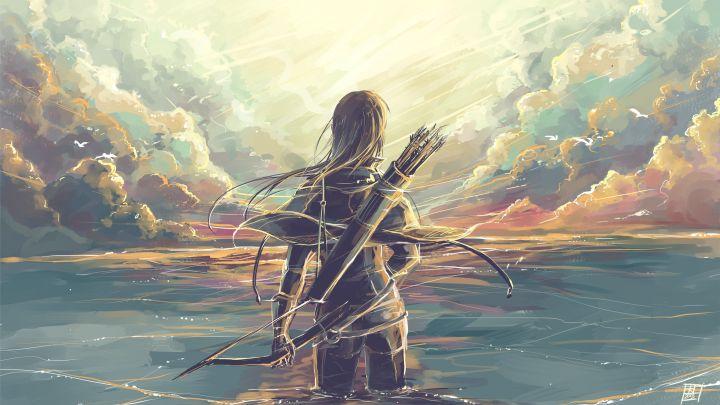 Arrow [ 3840 x 2160 ]